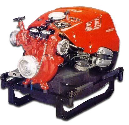 Bärbar pump Fox