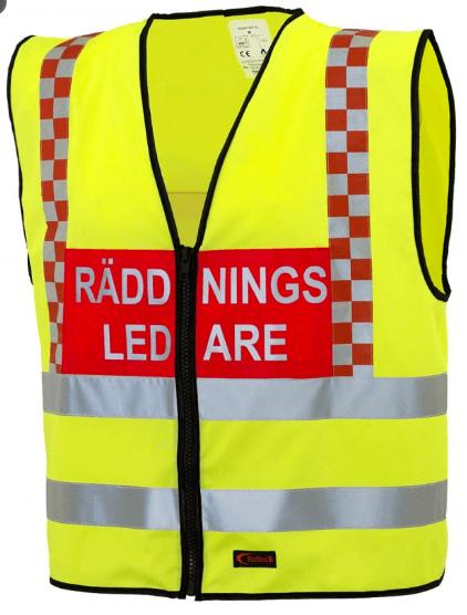 Varselväst 227 Räddningstjänst