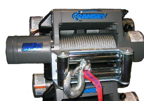 Winch - Ramsey Patriot 8000